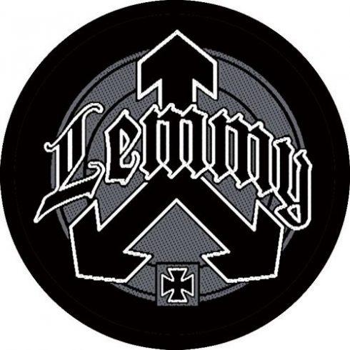 Lemmy - Circle Logo felvarró