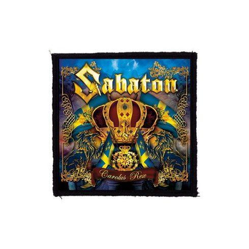 Sabaton - Carolus felvarró