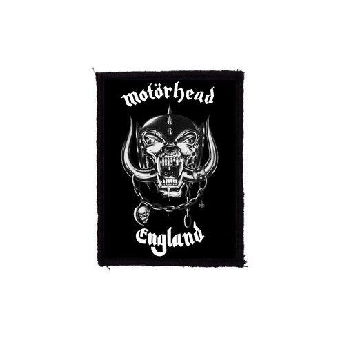 Motörhead - England felvarró