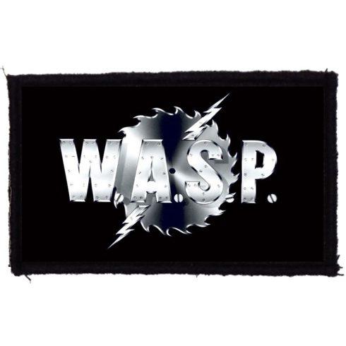 WASP - Logo felvarró