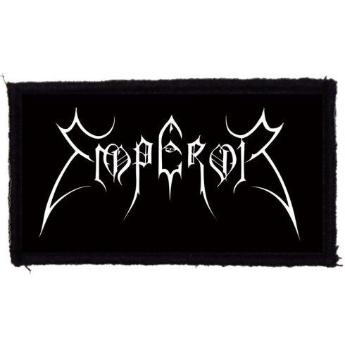 Emperor - Logo felvarró