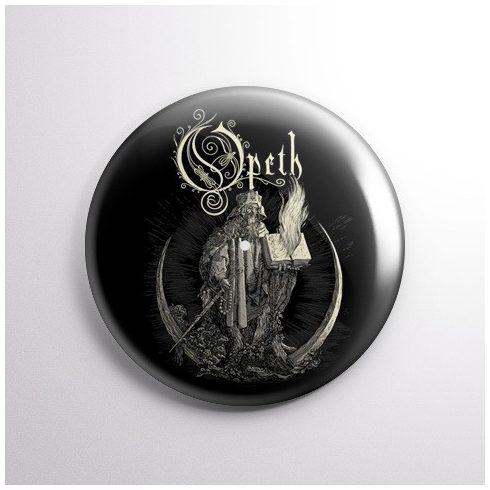 Opeth kitűző