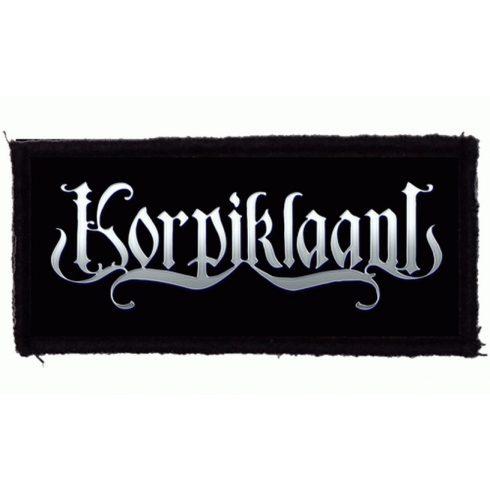 Korpiklaani - Logo felvarró