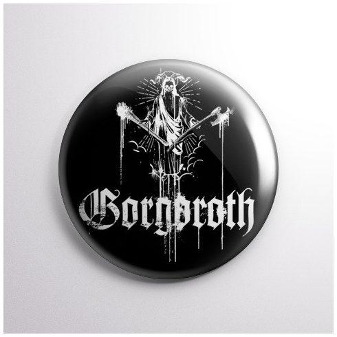 Gorgoroth kitűző