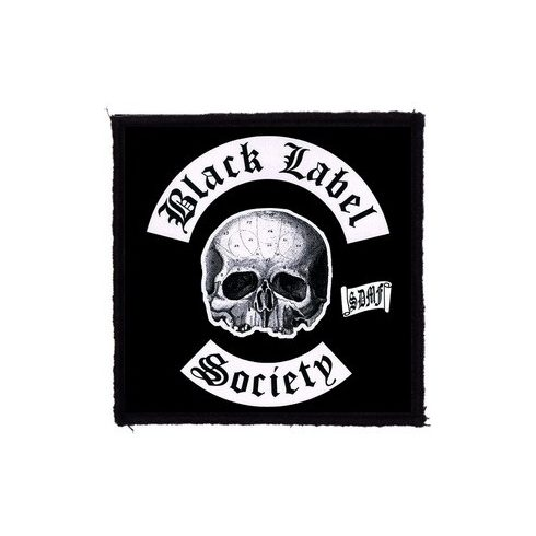 Black Label Society - SDMF felvarró