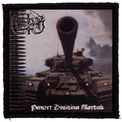 Marduk - Panzer Division Marduk felvarró