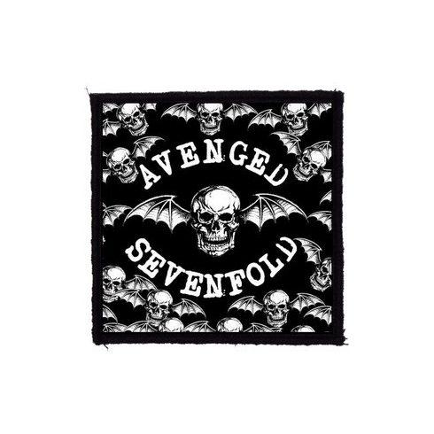 Avenged Sevenfold - Bats felvarró