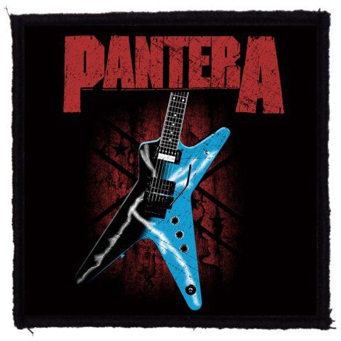 Pantera - Dime Guitar felvarró