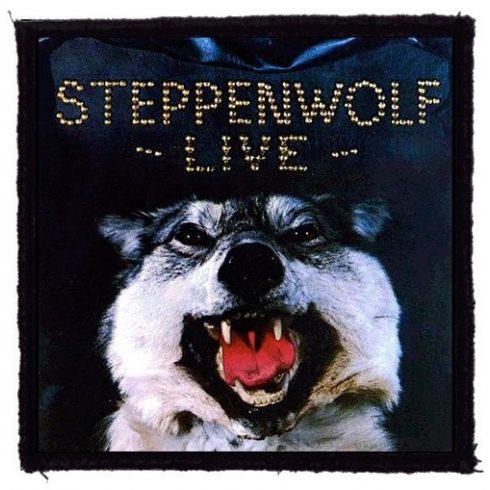 Steppenwolf - Live felvarró