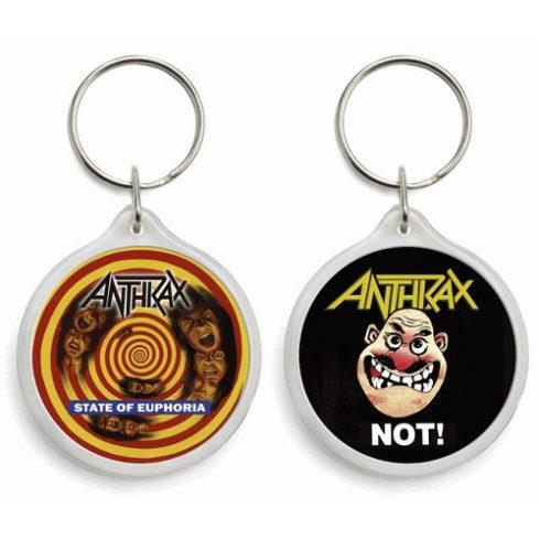 Anthrax - State kulcstartó