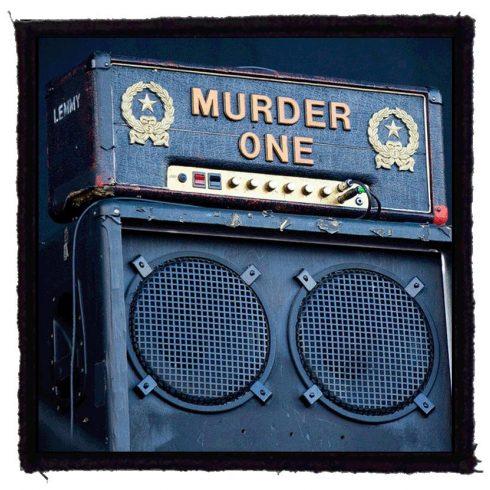 Lemmy - Murder One felvarró