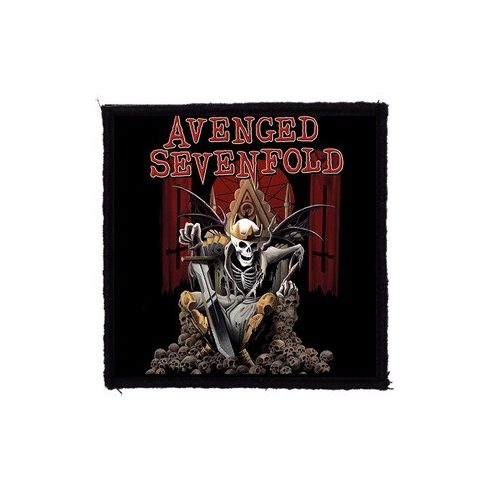 Avenged Sevenfold - Hail to the King felvarró