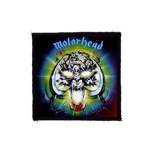 Motörhead - Overkill felvarró