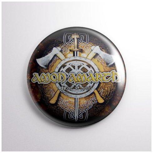 Amon Amarth - Axe kitűző
