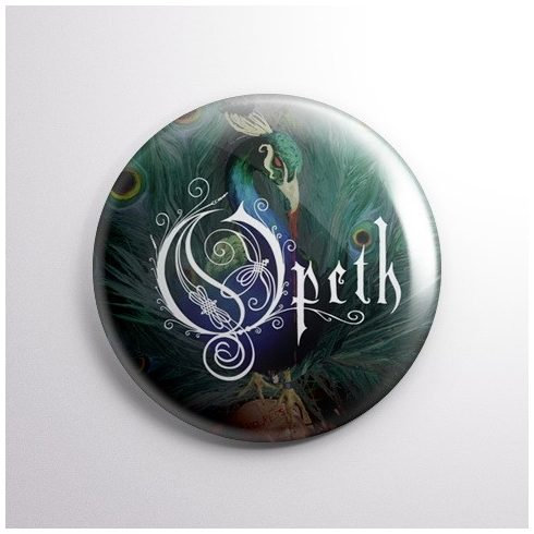 Opeth - Sorceress kitűző