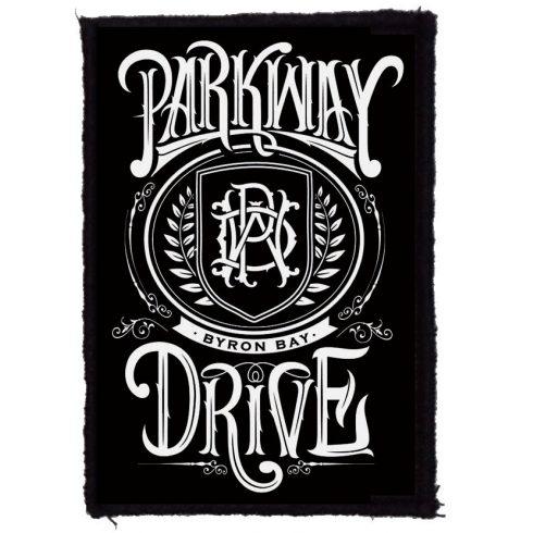 Parkway Drive - Crest felvarró