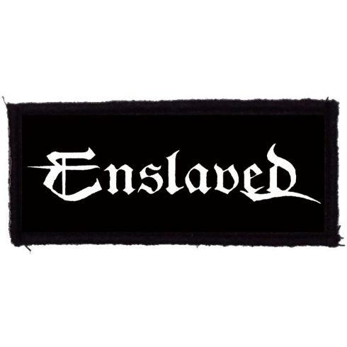 Enslaved - Logo felvarró