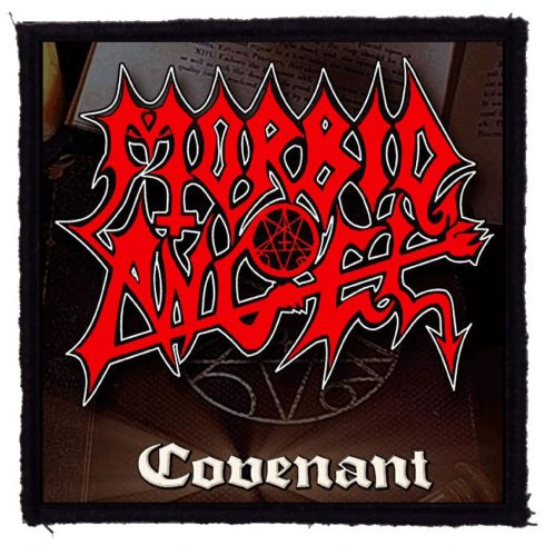 Morbid Angel - Covenant felvarró