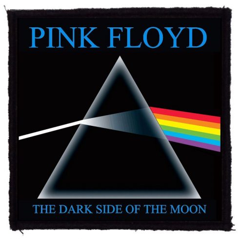 Pink Floyd - Dark Side felvarró