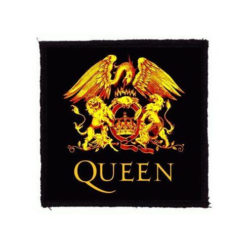 Queen - Crest felvarró