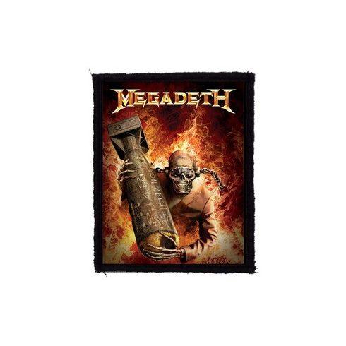 Megadeth - Arsenal felvarró