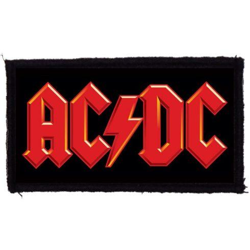 AC/DC - Logo felvarró