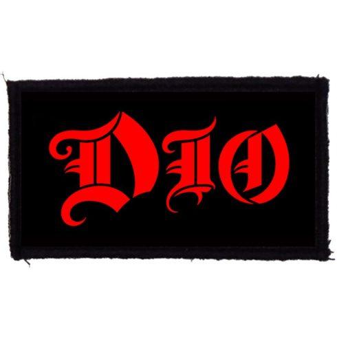 Dio - Logo felvarró