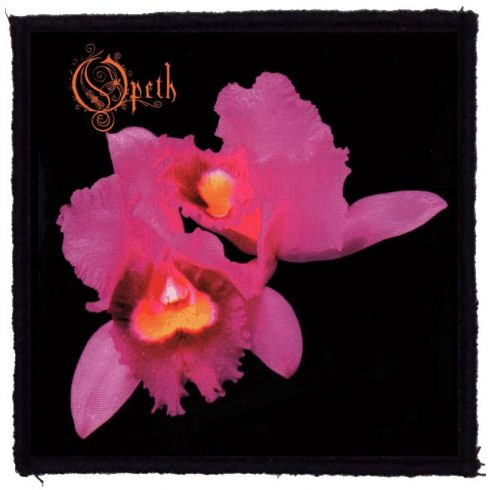 Opeth - Orchid felvarró