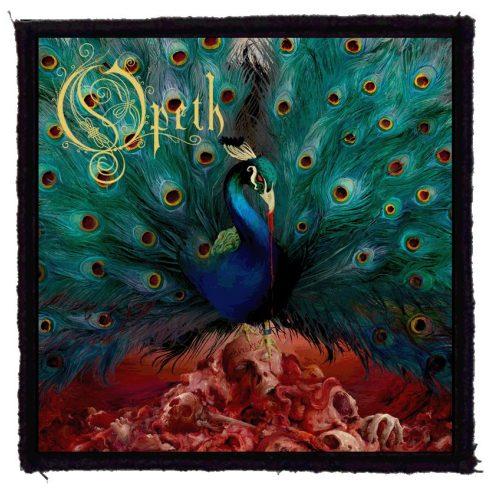 Opeth - Sorceress felvarró