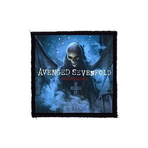 Avenged Sevenfold - Nightmare felvarró
