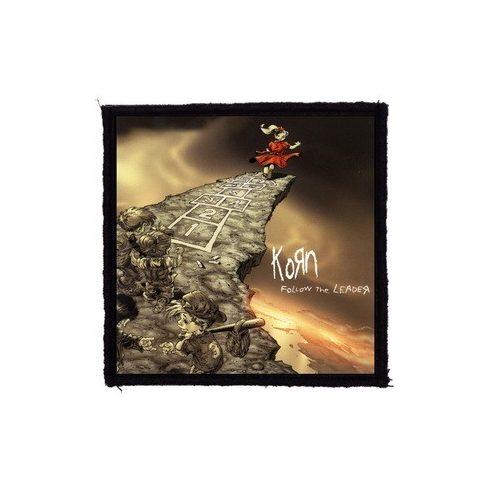 Korn - Follow felvarró