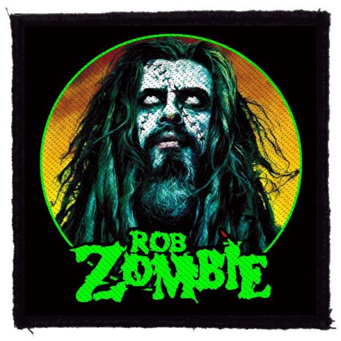 Rob Zombie - Face felvarró