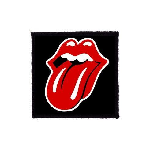 Rolling Stones felvarró