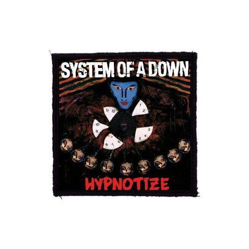 System Of A Down - Hypnotize felvarró