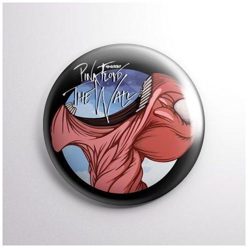 Pink Floyd - The Wall kitűző