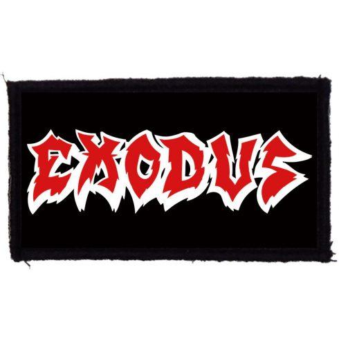 Exodus - Logo felvarró