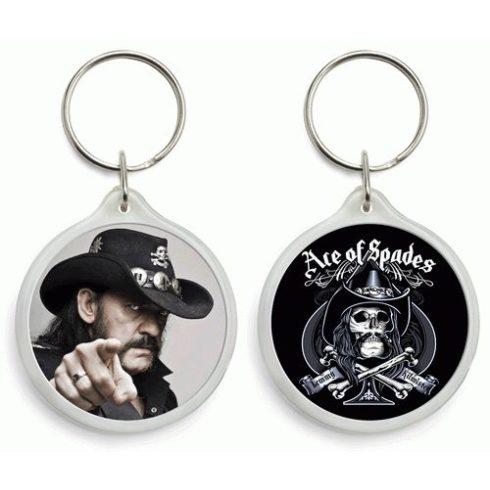 Motörhead - Lemmy kulcstartó