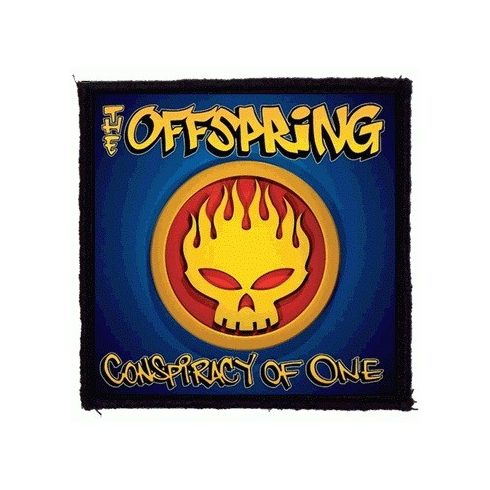 Offspring - Conspiracy Of One felvarró