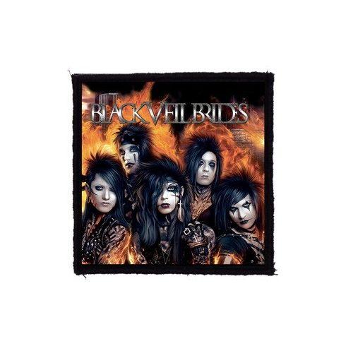 Black Veil Brides - Set The World felvarró