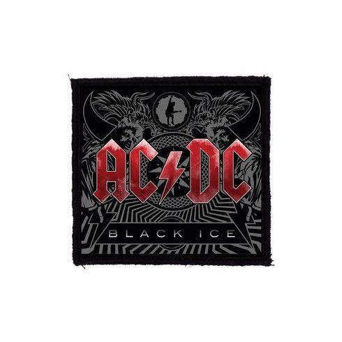 AC/DC - Black Ice felvarró