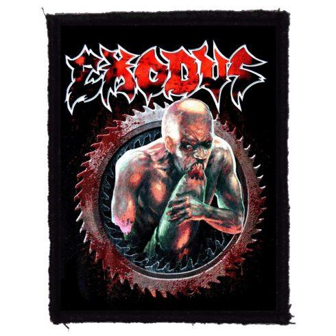 Exodus - Salt The Wound felvarró