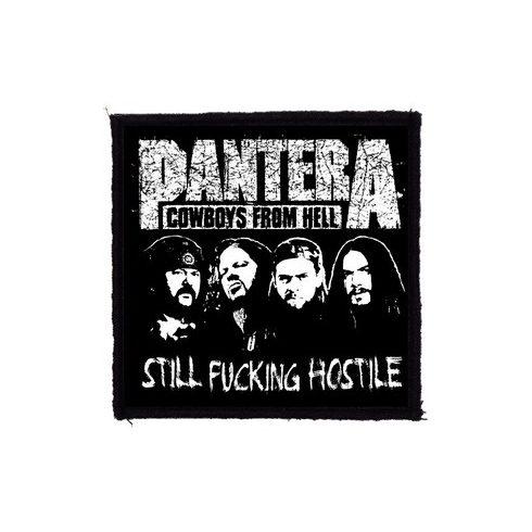 Pantera - Still Fucking felvarró
