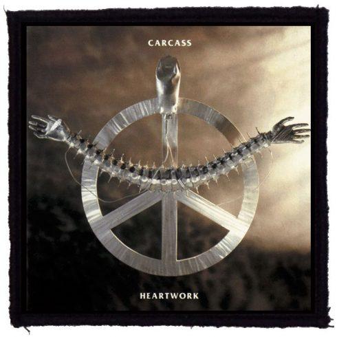 Carcass - Heartwork felvarró