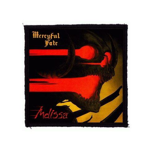 Mercyful Fate - Melissa felvarró