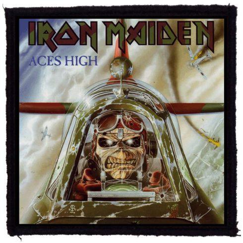 Iron Maiden - Aces High felvarró