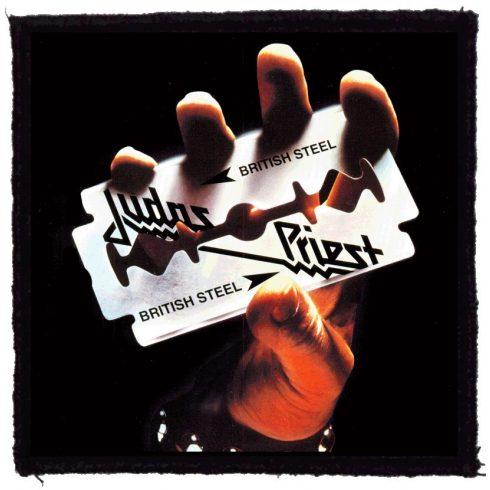 Judas Priest - British Steel felvarró