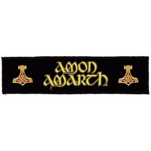 Amon Amarth - Big Logo felvarró