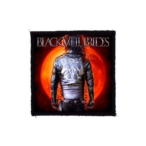 Black Veil Brides - Rebel felvarró