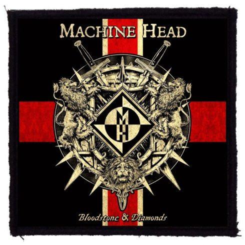 Machine Head - Bloodstone felvarró