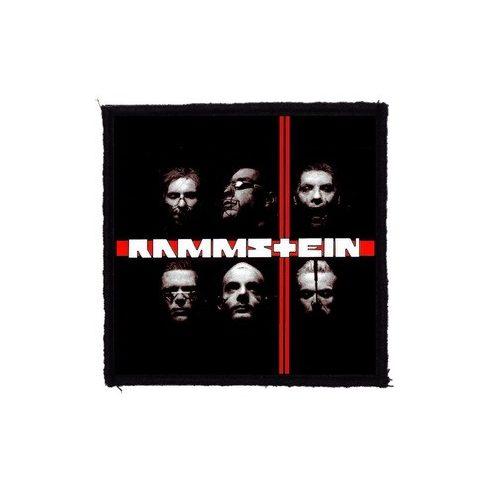 Rammstein - Du Hast felvarró